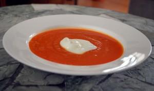 Carrot Ginger Soup 1