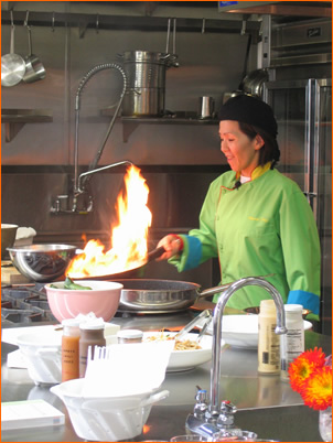 cooking classes and cooking lessons in North Carolina
